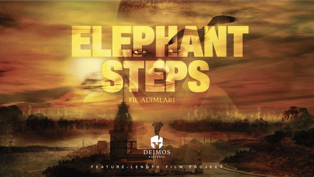 First Step of Elephant Steps!